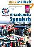 Kauderwelsch, Spanisch f�r Lateinamer...