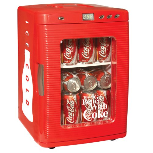 Koolatron KWC-25 Coca-Cola 28-Can-Capacity Portable