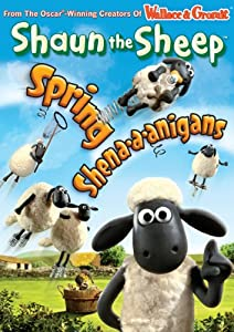 Shaun The Sheep Spring Shena-a-anigans from Lyons / Hit Ent.