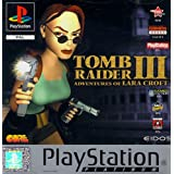Tomb Raider III Platinum (PSone)by Eidos