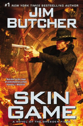 Image of Skin Game (Dresden Files)