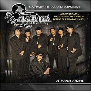 Alacranes Musical - A Paso Firme - Amazon.com Music