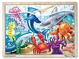 Melissa & Doug Under the Sea Jigsaw Puzz...