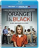 Orange is the New Black: Season 1 (Blu-ray + HD UltraViolet Digital Copy)