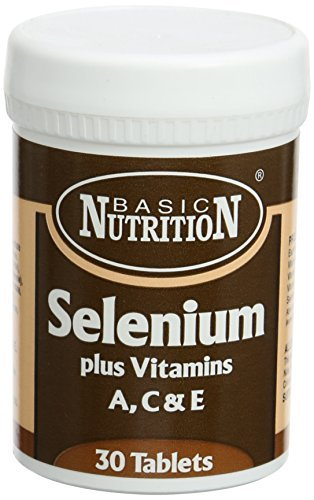 Basic Nutrition ACE Selenium Plus - by Basic Nutrition (Ace Nutrition compare prices)