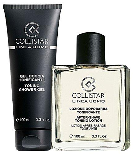 COLLISTAR Kit Dopo Barba Lozione+Doccia 100 Ml. 28447 Prodotti per Barba