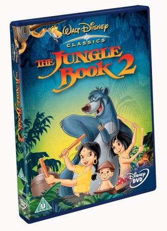 Jungle Book 2 [DVD] [2003]