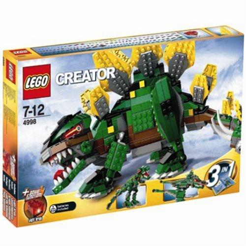 LEGO Creator 4998: Stegosaurus