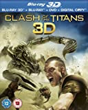 Clash of the Titans (Blu-ray 3D) [Region Free]