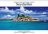 Seychellen - Paradies im Indischen Ozean (Wandkalender 2017 DIN A3 quer): Auf den Seychellen erfüllt sich der romantische Traum vom unberührten ... (Monatskalender, 14 Seiten ) (CALVENDO Orte)