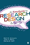 img - for An EasyGuide to Research Design & SPSS book / textbook / text book