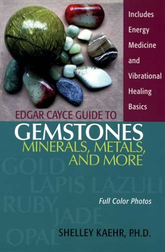 Edgar Cayce Guide to Gemstones, Minerals, Metals, and More (Gems And Stones Book compare prices)
