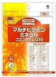 小林製薬の栄養補助食品 マルチビタミン+ミネラル+CoQ10 120粒