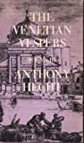 The Venetian Vespers: Poems