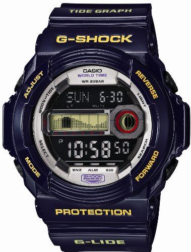 Casio G-Shock Purple GLX-150B-6JF Men's Watch Japan import