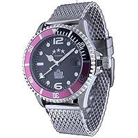 腕時計 アクアスター×アドミラル レディースモデル AQAD201L-BKB 国内正規品