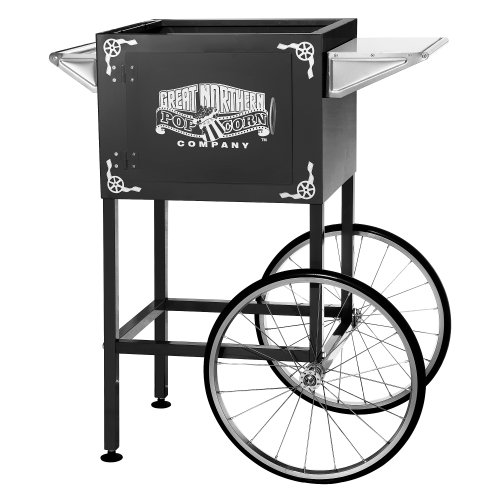 Black Replacement Cart for Larger Lincoln Style Great Northern Popcorn Machines (Great Northern Replacement Kettle compare prices)