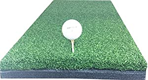 "Exclusive Pro Hitting Golf Mat Strip 12"" x 24"""