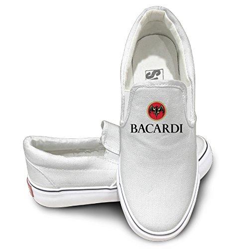 tayc-bacardi-logo-leisure-flats-shoes-white