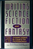 Writing Science Fiction and Fantasy (Writers Library)