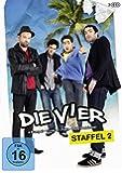Die Vier - Staffel 2 (Les invincibles) [3 DVDs]
