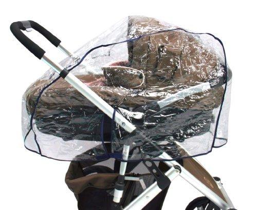 habillage pluie pour poussette sans capote pas cher. Black Bedroom Furniture Sets. Home Design Ideas