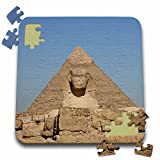 Angelique Cajam Egypt - The Great Pyramids and Sphinx - 10x10 Inch Puzzle (pzl_26809_2)