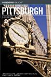 img - for Insiders' Guide to Pittsburgh, 3rd (Insiders' Guide Series) book / textbook / text book