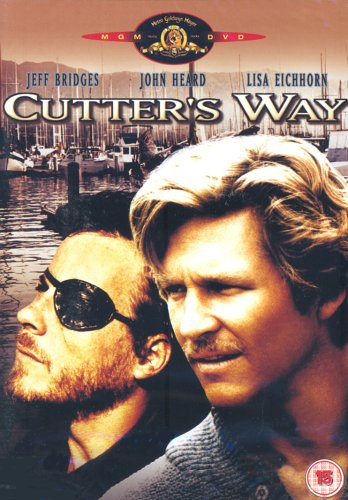Cutter's Way [DVD] [UK Import]