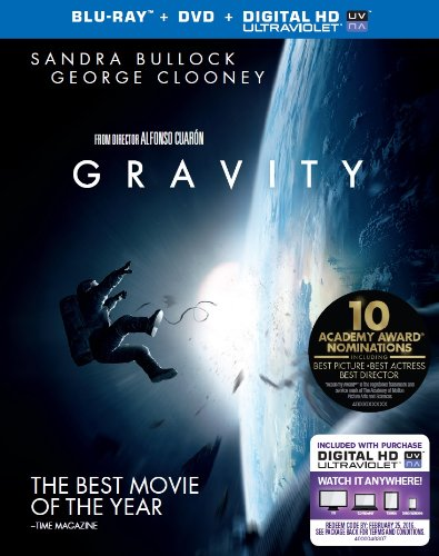 5161QnHQawL Gravity (Blu ray + DVD + UltraViolet Combo Pack)