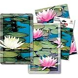 Gem Collection Water Lillies Bridge Set - Standard Index