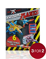 Boys Stuff Amazing Planes Toy