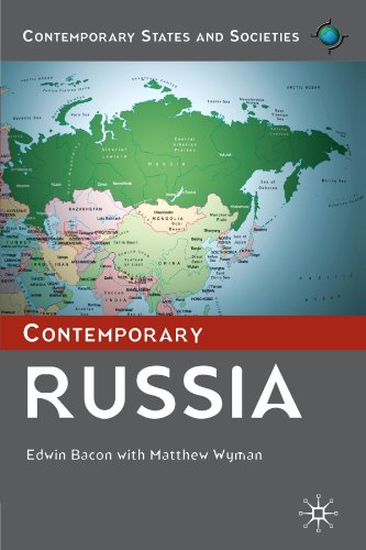 Contemporary Russia (Contemporary States and Societies)