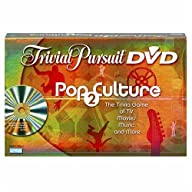 Trivial Pursuit – Dvd Pop Culture 2Nd Edition