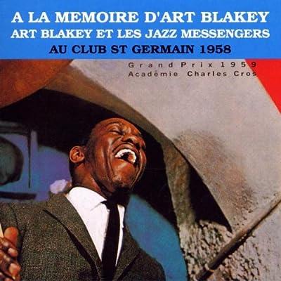 "Afficher ""Au Club Saint-Germain 1958"""