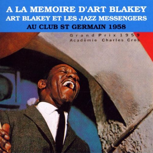 Au Club St. Germain 1958
