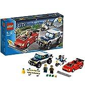 レゴ シティ スポーツカーとポリスパトロールカー 60007