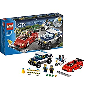 LEGO City 60007: High Speed Chase