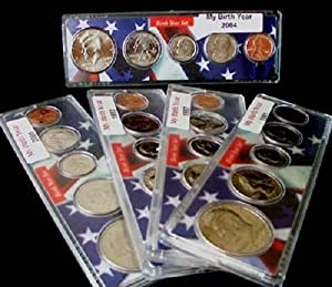 2013 Birth Year Coins Set New for 2013