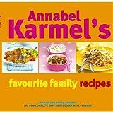 Annabel Karmel's Favourite Family Recipes