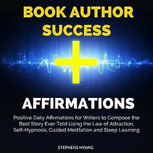 Book Author Success Affirmations Speech