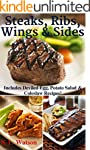 Steaks, Ribs, Wings & Sides: Includes...