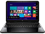 HP 15.6 Inch Laptop with Quad-Core A8-6410 2.0GHz, 4GB RAM, 750GB HDD, Windows 8.1 (Manufacturer Refurbished)