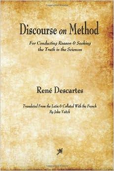 Discourse on Method Analysis
