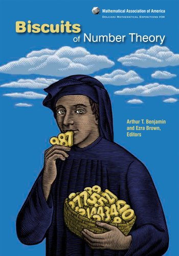 Biscuits of Number Theory Hardback (Dolciani Mathematical Expositions)