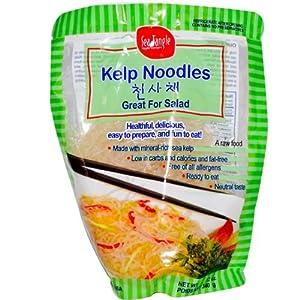 Sea Tangle Noodle Company Kelp Noodles -- 12 oz