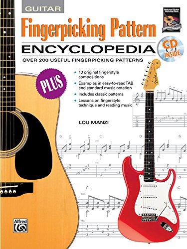 Fingerpicking Pattern Encyclopedia: Over 200 Useful Fingerpicking Patterns, Book & CD