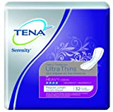 Tena Ultra Thin Pads Heavy Absorbancy, 32-count Bag