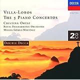 Villa-Lobos: The Five Piano Concertos (2 CDs)