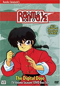 Ranma 1/2: Season 1: The Digital Dojo; TV Anime Season 1 DVD Box Set